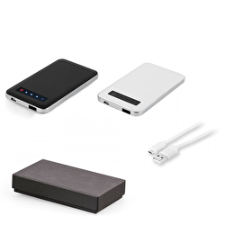 product imageNEKTAR NEK207433 4000 mAh Power Bank Mobil Şarj Cihazı
