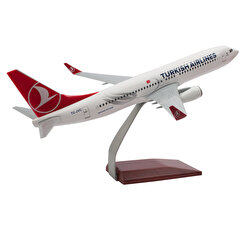 product image TK Collection B737-800 1/100 ABS Model Uçak