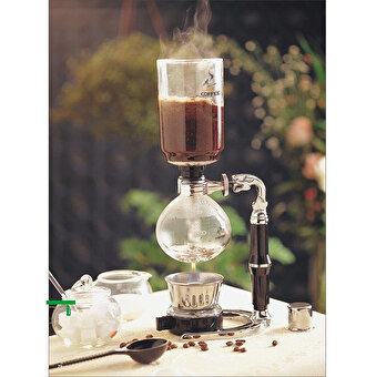 Biggcoffee Syphon Kahve Makinesi