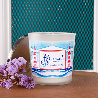 Biggdesign AnemosS Lighthouse Large Size Candle