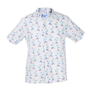 Biggdesign AnemosS Sailor Seagull Man Shirt
