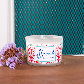 Biggdesign AnemosS Coral Small Size Candle