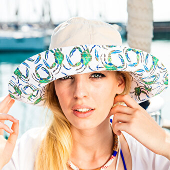 Biggdesign AnemosS Crab Women's Hat