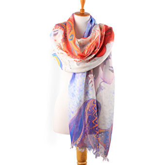 Biggdesign Love Scarf By Canan Berber