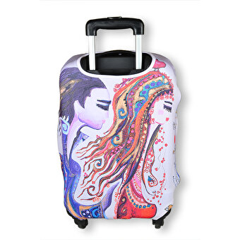 BiggDesign Love Luggage Cover