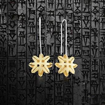BiggDesign B.C. 3000 Flower Earrings