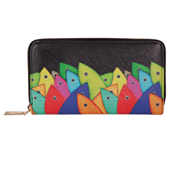 Biggdesign Fertility Fishes Purse