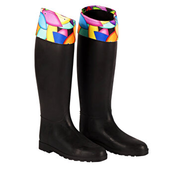 BiggDesign Fertility Fish Rain Boots