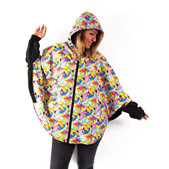 Biggdesign Fertility Fish Raincoat