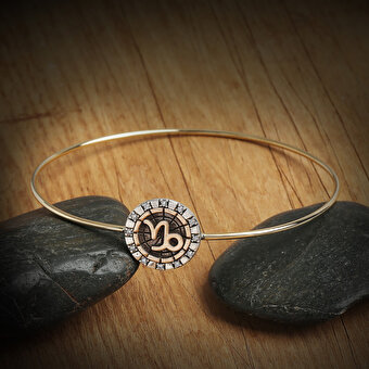 BiggDesign Horoscope Bracelet, Capricorn