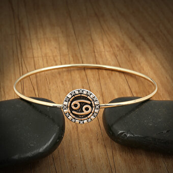 BiggDesign Horoscope Bracelet, Cancer