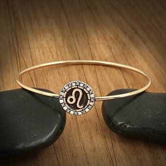 BiggDesign Horoscope Bracelet, Leo