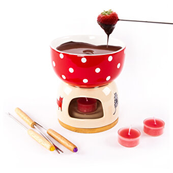 Biggdesign Cats in İstanbul Fondue Set