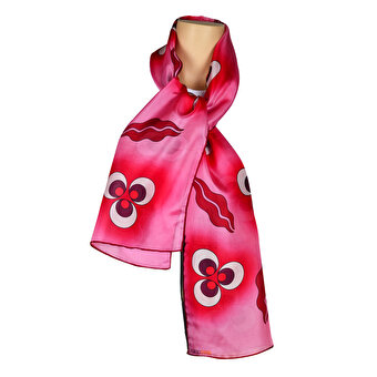 BiggDesign Cintemani silk scarf Voile