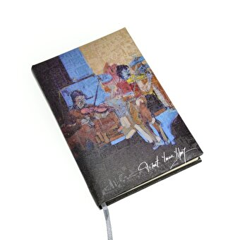 BiggDesign Bulent Yavuz Yilmaz Design Note Book 3 Small Size