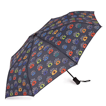Biggdesign My Eyes are on You Mini Umbrella