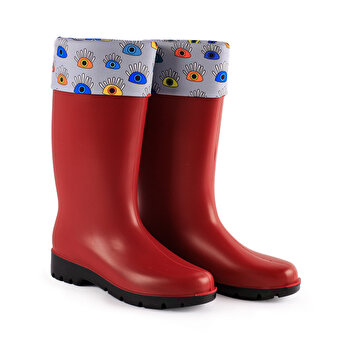 Biggdesign My Eyes on You Rain Boots
