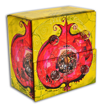 BiggDesignPomegranate Jewelry Box