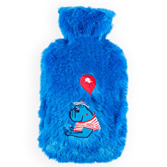 Biggdesign Mr.Allright Man Shag Cover Hot Water Bottle