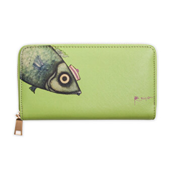 Biggdesign Pistachio Purse
