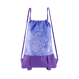 BiggYoga Karma Drawstring Backpack