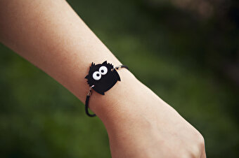 Noramore Monster Wristband