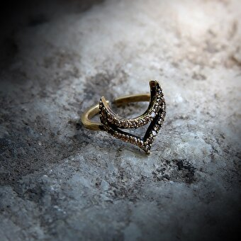 Tash Design Mansion Ring