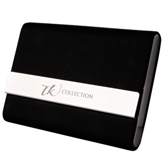 TK Collection Leather Cardholder
