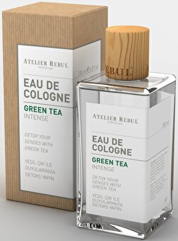 Resim   Atelier Rebul Green Tea Intense Kolonya 200 ML