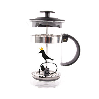 Resim     Biggdesign Mr. Allright Man French Press 800 Ml