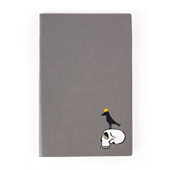 Resim     Biggdesign Mr. Allright Man Kuru Kafa Defter