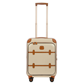 Resim   Brics 1BBG.8311 Bellagio Trolley Cream Valiz