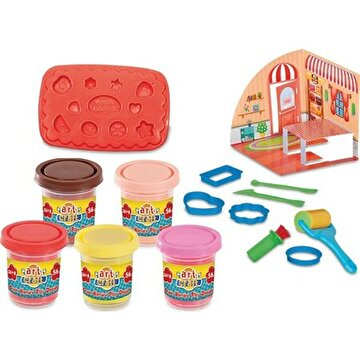 Picture of   Art Craft Birthday Cake Play Dough Set