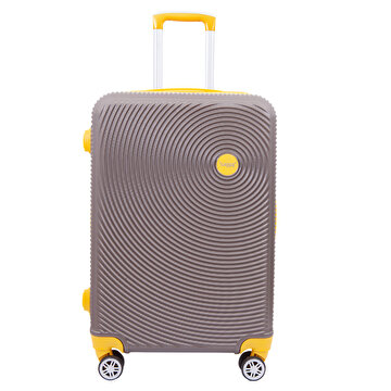 Picture of  Baggaj V341 Medium Grey Luggage