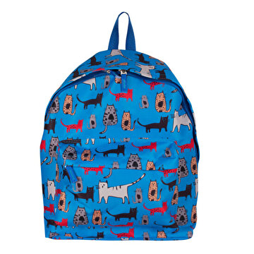 Picture of Biggdesign Cats Blue Backpack