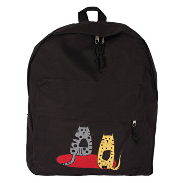 Picture of BiggDesign Cats Black Backpack