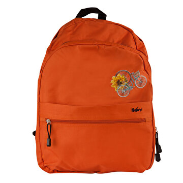 Picture of Biggdesign Nature Trend Backpack, Orange backpack