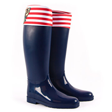 Picture of Biggdesign Pistachio Rain Boot - Size 36, Special Design by Turkish Designer