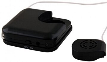 Picture of BiggSound Vibrating Speaker Black