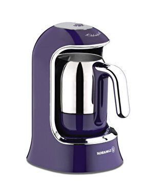 Picture of  Korkmaz A860-01 Kahvekolik Coffee Machine  Lavender