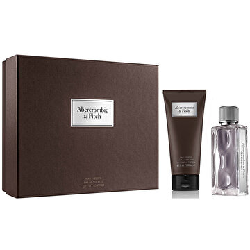 Picture of Abercrombie & Fitch First Instinct EDT 100 ml Erkek Parfüm Set