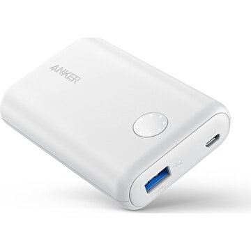 Picture of Anker PowerCore II 10000mAh Powerbank 18W PowerIQ2.0 Beyaz