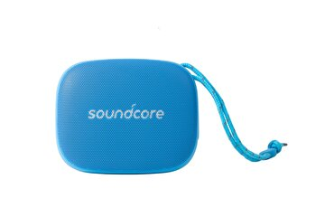 Picture of Anker SoundCore Icon Mini IP67 Water and Dust Resistant Wireless Bluetooth Speaker Blue A3121 - 3 Watt Sound Bomb