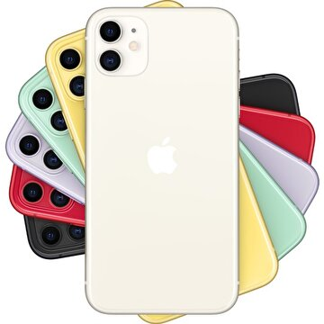 Picture of Apple iPhone 11 64 GB Beyaz