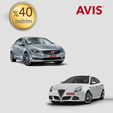 Picture of  Avis %40 İndirim Kuponu