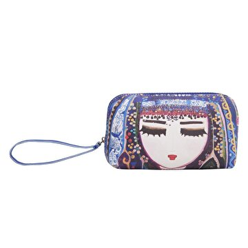 Изображение BiggDesign Blue Water Make- Up Bag