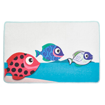 Изображение Biggdesign Fishes Door Mat