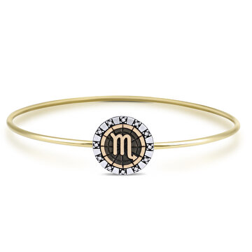Picture of BiggDesign Horoscope Bracelet, Scorpio