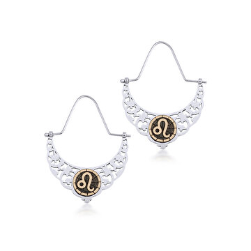 Picture of BiggDesign Horoscope Earrings, Leo