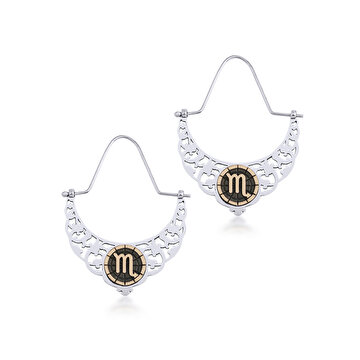 Picture of BiggDesign Horoscope Earrings, Scorpio